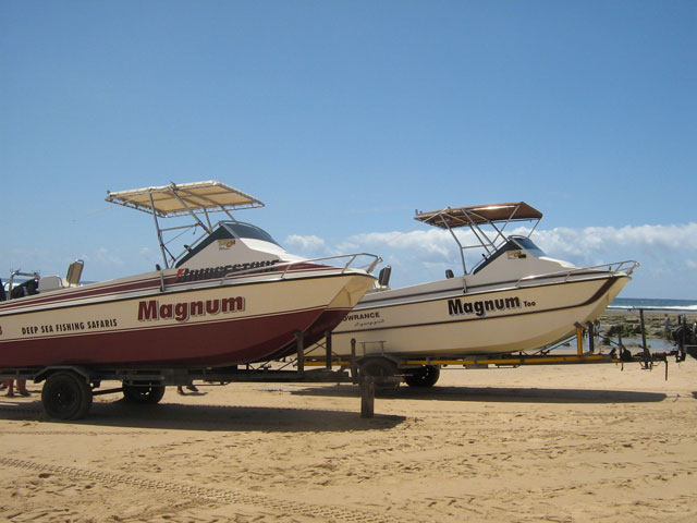 Magnum Deep Sea Fishing Charters