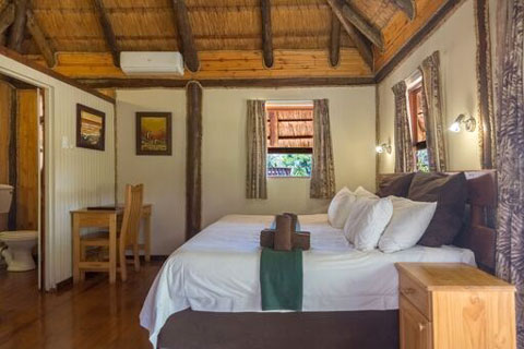 Sodwana Bay Lodge Double Rooms